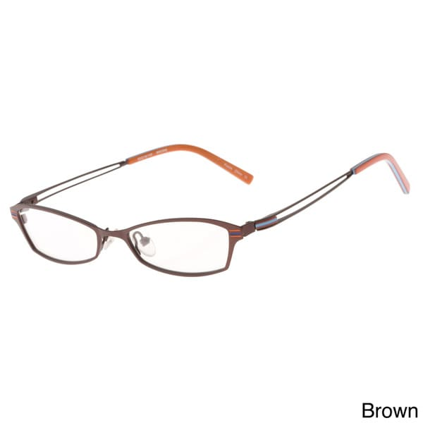 Shop Bulova Caravelle Optical Eye Frame - Free Shipping On Orders ...