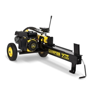 Champion Power Equipment 90720 Horizontal 7-ton Hydraulic Log Splitter