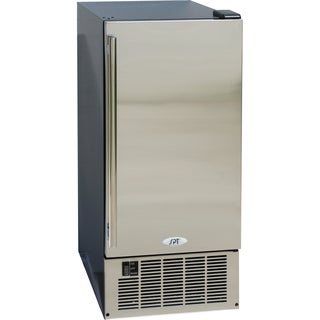 SPT IM-600US Stainless Steel Commerical Grade Under-Counter Ice Maker