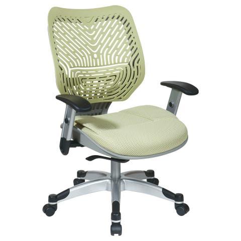 Unique Self Adjusting Kiwi SpaceFlex® Back Office Chair