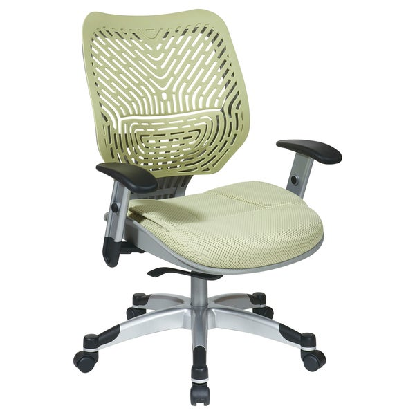 Unique Self Adjusting Kiwi SpaceFlex® Back Office Chair. Opens flyout.