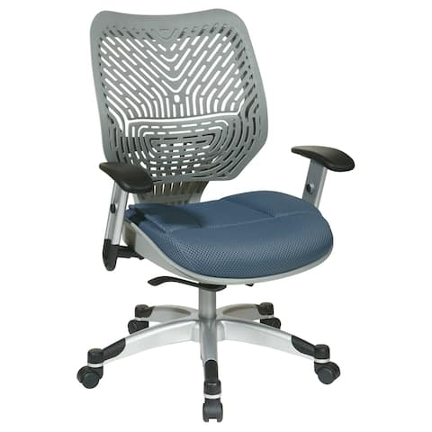 Unique Self Adjusting Fog SpaceFlex? Back Office Chair