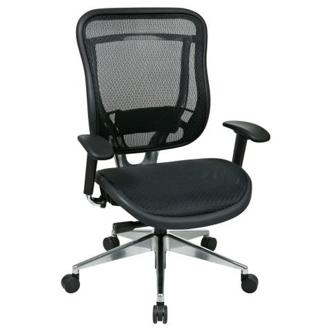 Big and Tall Executive High-Back Office Chair