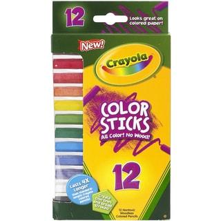 Crayola Color Sticks Pencils 12/Pkg