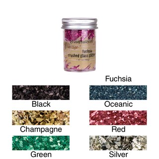 Stampendous Glass Glitter 1 Ounce - 1 oz