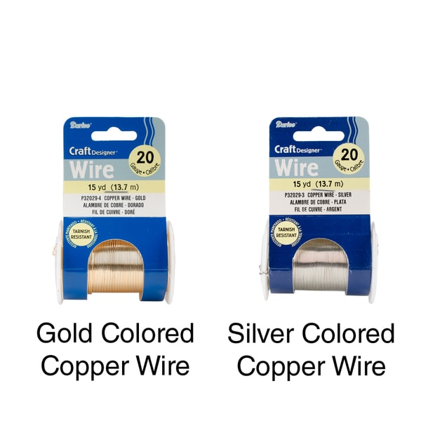20 Gauge Beading Wire 15 Yards