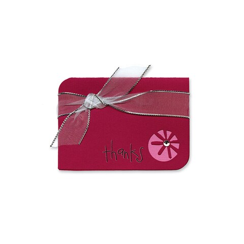 Sizzix Card with Flower Bigz Die