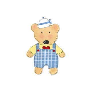 Sizzix Bear Animal Dress Ups Bigz Die