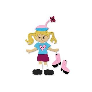 Sizzix Dress Ups Teen Girl Outfit by Stu Kilgour Bigz Die