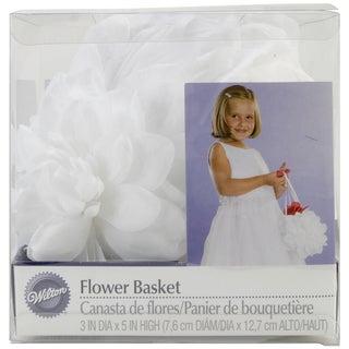 Wedding Flower Basket-Gardenia