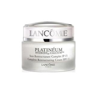Lancome Platinum Complete SPF 15 Restructuring 1.7-ounce Cream