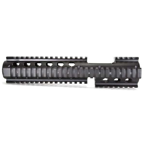 GMG AR15 Forward Extension Quad Rail