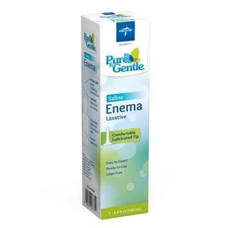 Curad Disposable Saline Enema (Pack of 24)