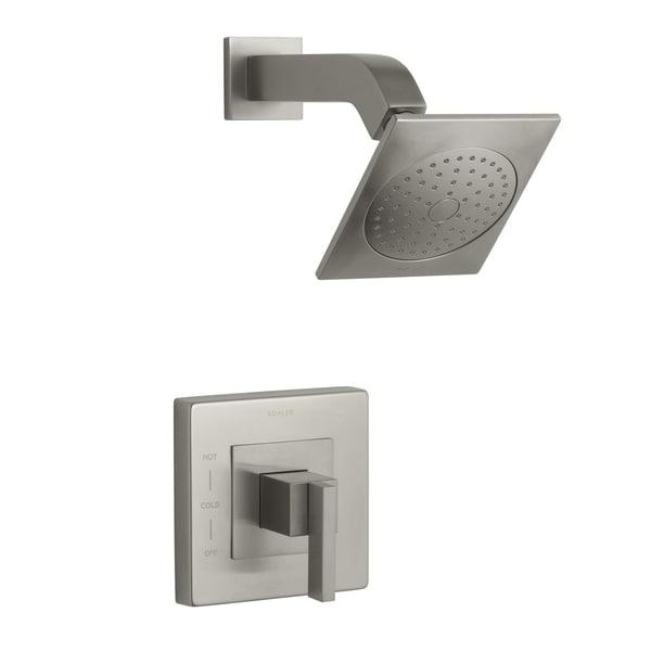 Kohler Loure Rite Temp Square Styled Shower Trim Free