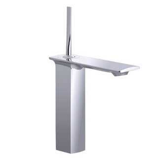 Kohler Stance Single-control Polished Chrome Tall Lavatory Faucet