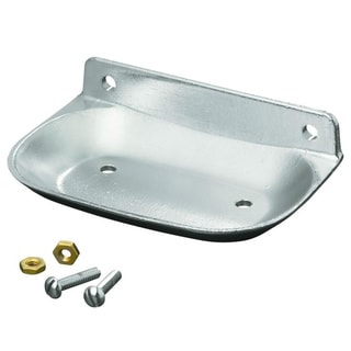 Kohler Brockway Chrome Soap Dish