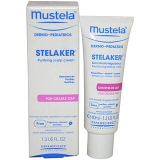 Mustela Stelaker Purifying Scalp Kid's 1.3-ounce Cream