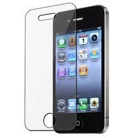 INSTEN Clear Screen Protector for Apple iPhone 4/ 4S (Pack of 5)