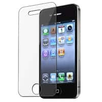 INSTEN Clear Screen Protectors for Apple iPhone 4/ 4S (Pack of 6)