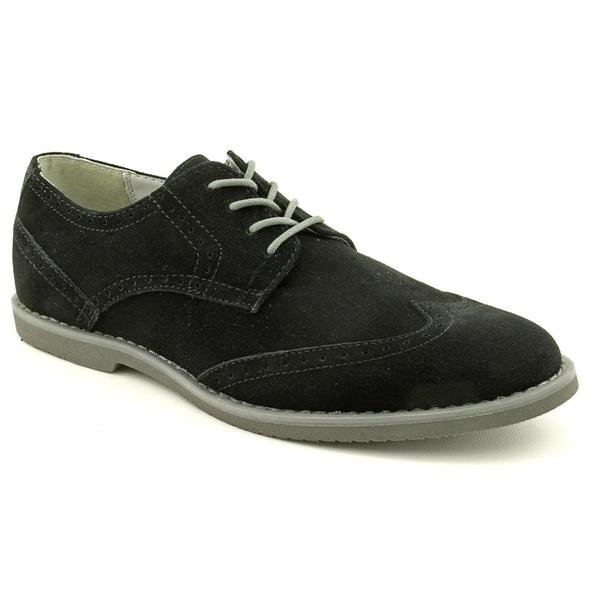 Calvin Klein Men S Faxon Regular Suede Casual Shoes