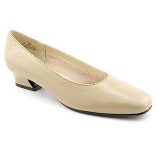 David Tate Women's 'Fresh' Leather Dress Shoes - Wide (Size  7.5 )