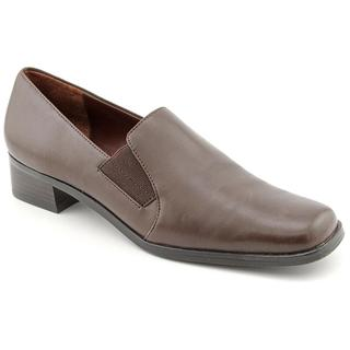 Trotters Women's 'Ash' Leather Dress Shoes - Wide (Size 7 )
