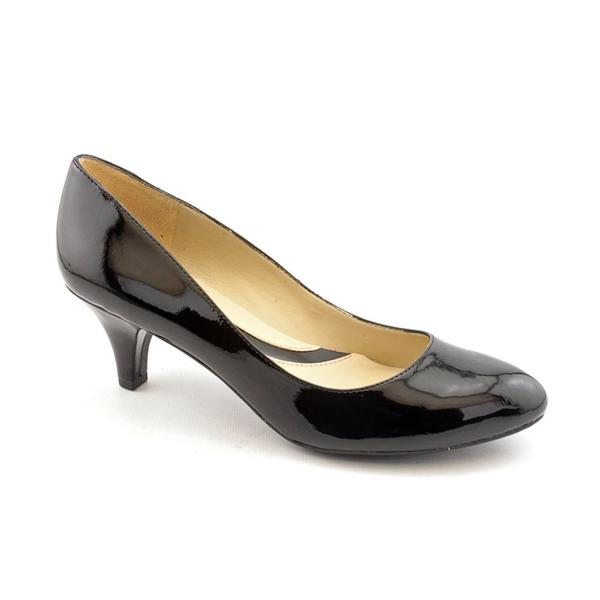 Naturalizer Women's 'Deino ' Synthetic Dress Shoes - Wide