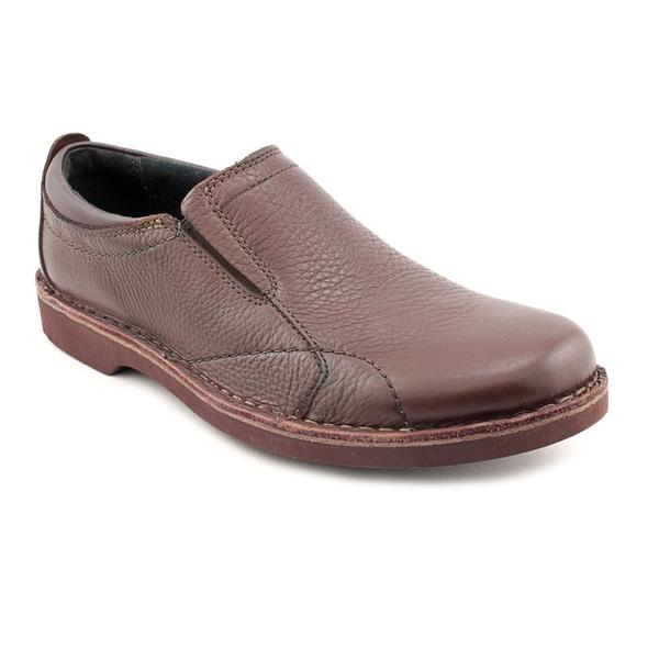 Clarks Men's 'Doby Plain Toe' Leather Casual Shoes