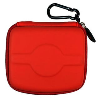 "Kroo Red Hard 3.5"" Camera Case"