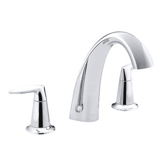 Kohler Alteo Polished Chrome Bath Faucet Trim (Valve not included)