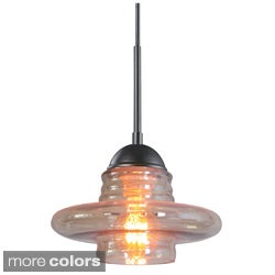 Woodbridge 'Transference' 1-light Mini-pendant