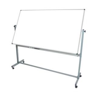 Educational Silver Framed Magnetic Dry Erase Portable Presentation Whiteboard