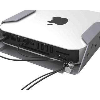 Mac Mini Secure Mount Enclosure with Lockable Head