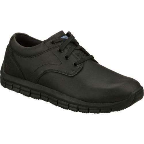 Men's Skechers Work Magma Selser Black