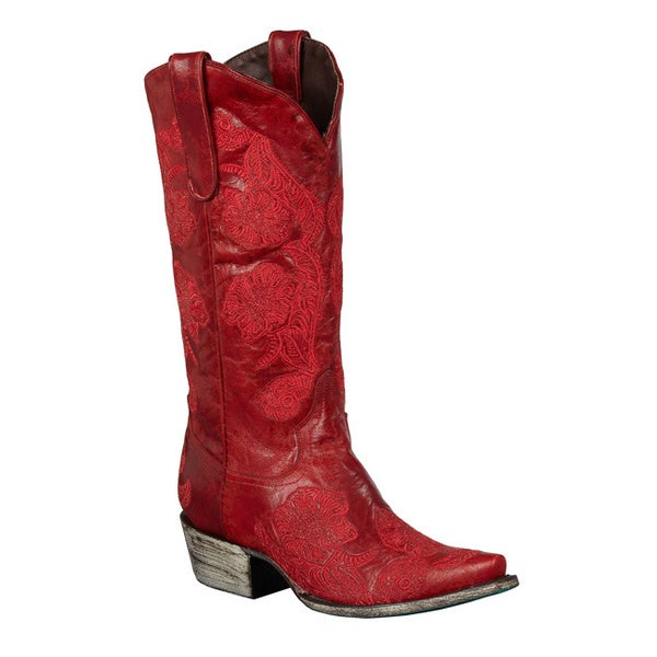Lane Boots Women's 'California All the Way' Cowboy Boots
