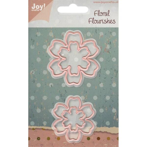 Joy craft dies floral flourishes flower 5 free shipping for Joy craft flower dies