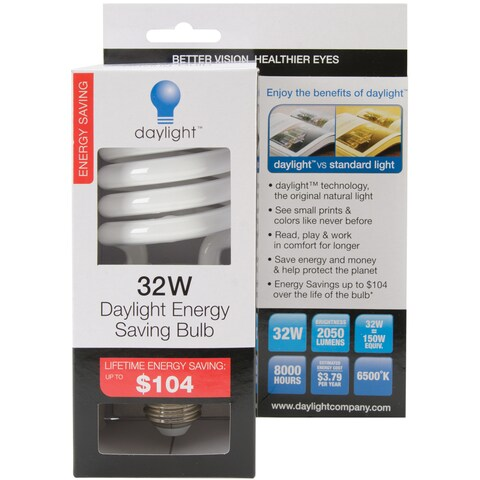 Daylight Energy Saving Bulb-32 Watt