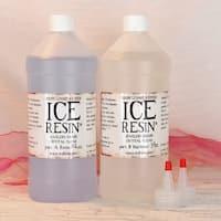 Ice Resin 64oz Refill Kit-32 Oz Resin, 32 Oz Hardener