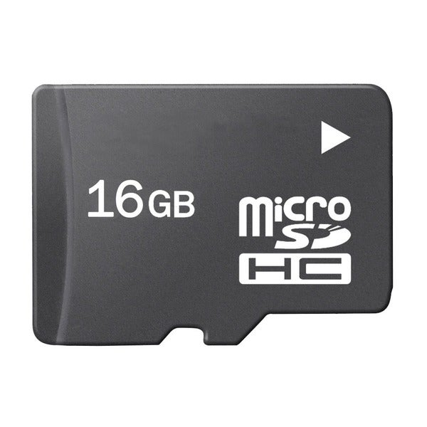 16GB MicroSD Memory Card (New in Non-retail Packaging)