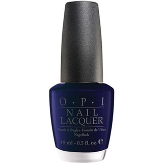 OPI Yoga-ta Get This Blue Nail Laquer
