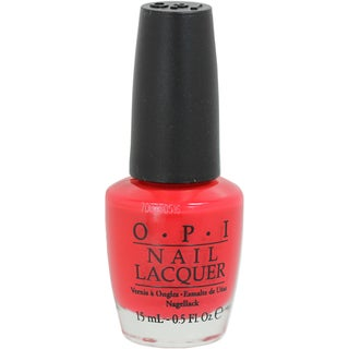 OPI 'Tasmanian Devil Made Me Do It' Nail Lacquer