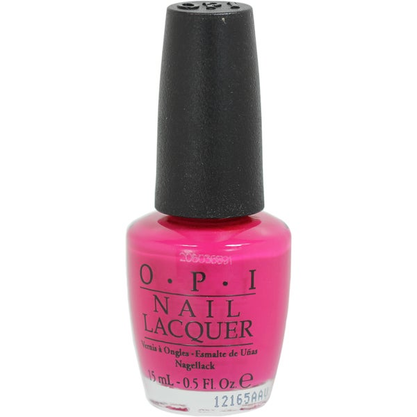 OPI That's Berry Daring Pink Nail Lacquer
