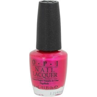 OPI Pompeii Purple Nail Lacquer