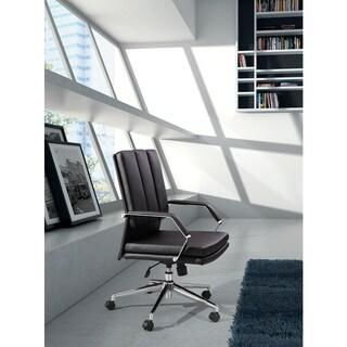 Director Pro Black Office Chair - 27.5L x 27.5W x 38-40.9H