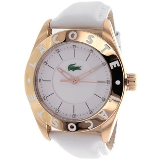 Lacoste Women's 2000534 Biarritz Watch