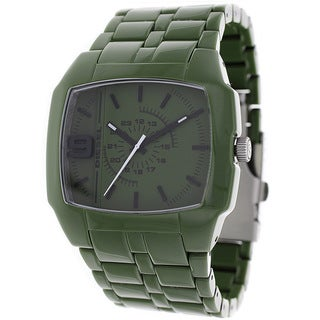 Green Diesel Men's Domination Watch