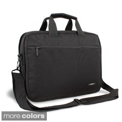 J World Executive 15-inch Laptop Briefcase (2 options available)