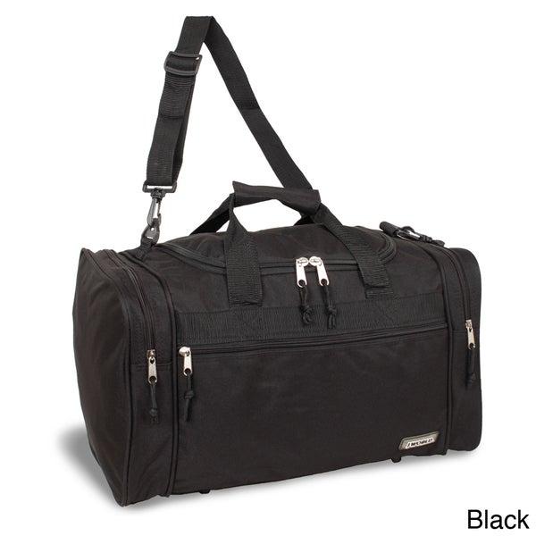 Shop J World Copper 18 Inch Carry On Duffel Bag Free