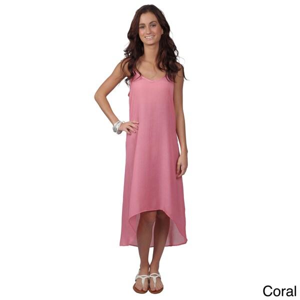 Shop Journee Collection Juniors Lightweight Hi Lo Dress