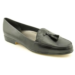 Trotters Women's 'Leana' Leather Casual Shoes - Wide (Size 10 )